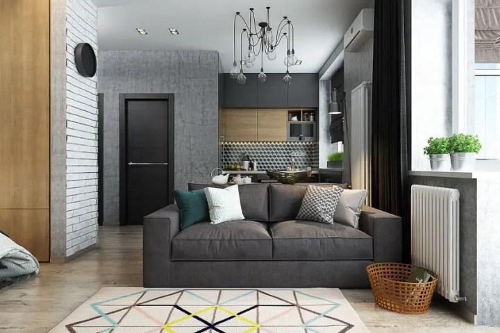 cum amenajam un apartament sub 50 de metri patrati home designs for apartments under 50 square meters 8
