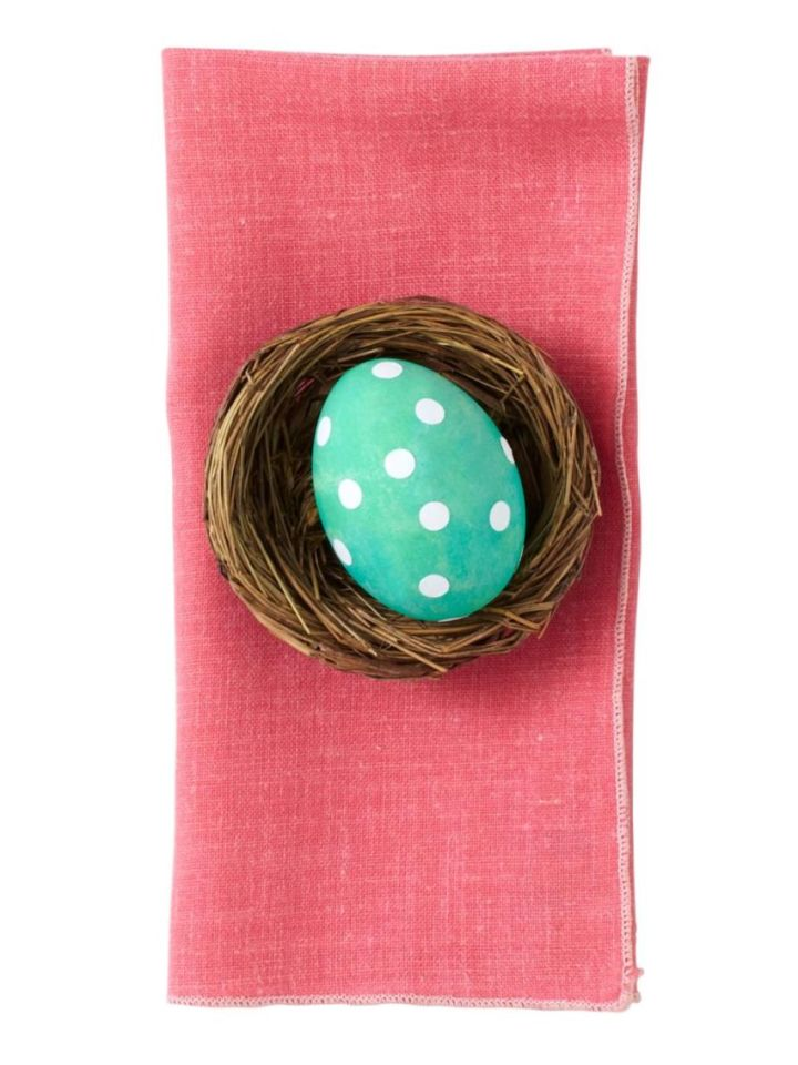 decoratiuni pentru masa de Paste Table Easter decorations 15