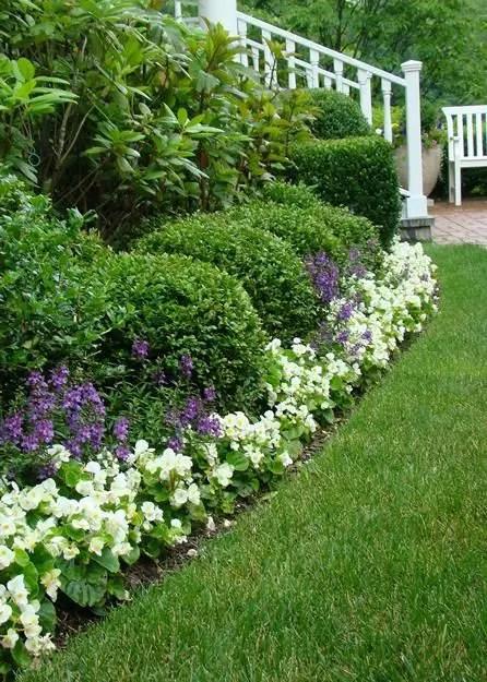 idei de amenajare a gradinii cu flori flower garden landscape ideas 13