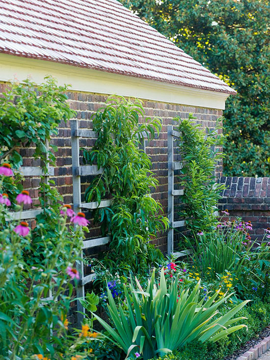idei de amenajare a gradinii cu flori flower garden landscape ideas 2