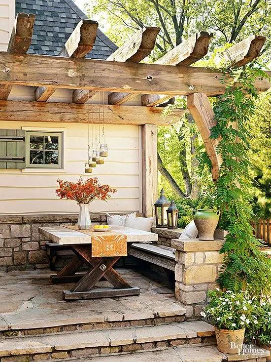 modele de terase pentru case patio design ideas 11