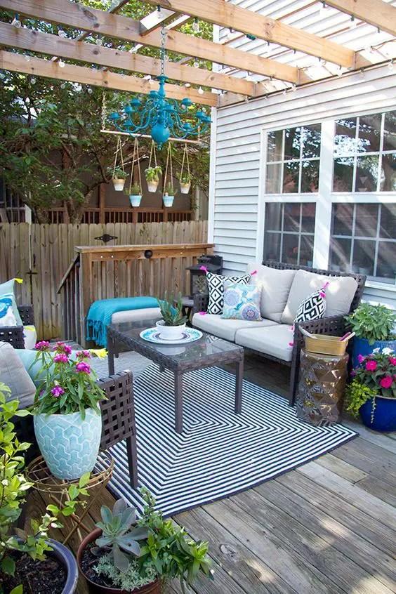 modele de terase pentru case patio design ideas 12