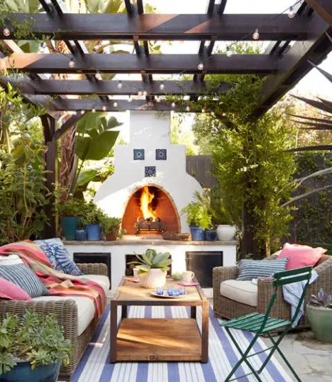 modele de terase pentru case patio design ideas 5