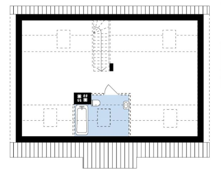 proiecte de case de 70 de metri patrati 70 square meter house plans 9