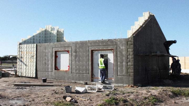 Casa care se construieste in 24 ore Houses built in 24 hours 11