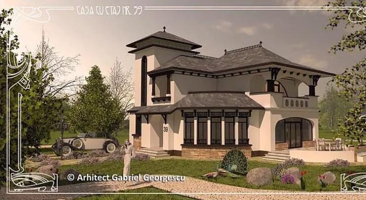 case cu staif romanian architecture 6