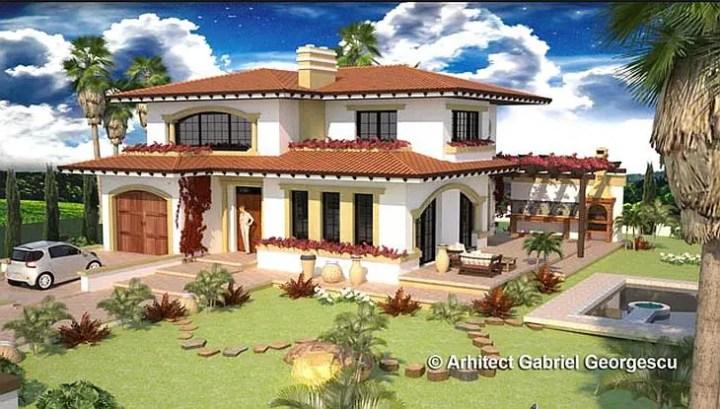 case cu staif romanian architecture 9