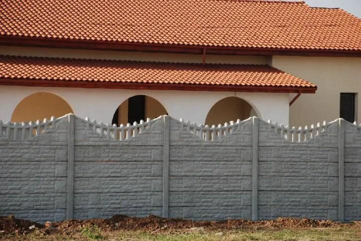 garduri din placi de beton precast concrete fences 4