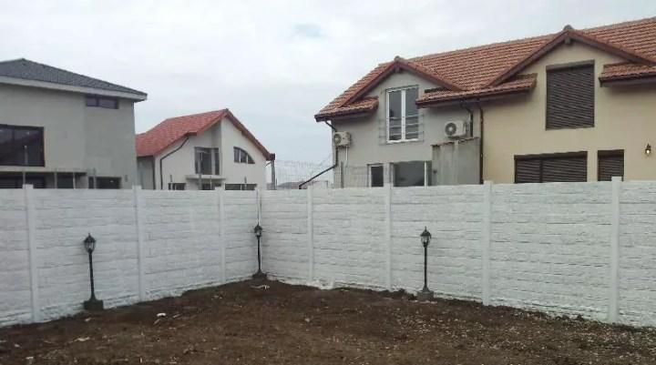 garduri din placi de beton precast concrete fences 5
