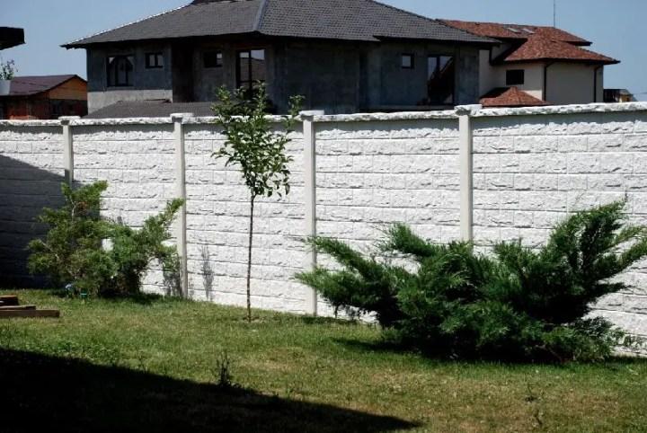 garduri din placi de beton precast concrete fences 7