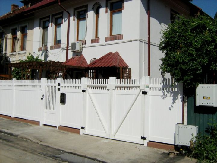 garduri din pvc pvc fencing solutions 5