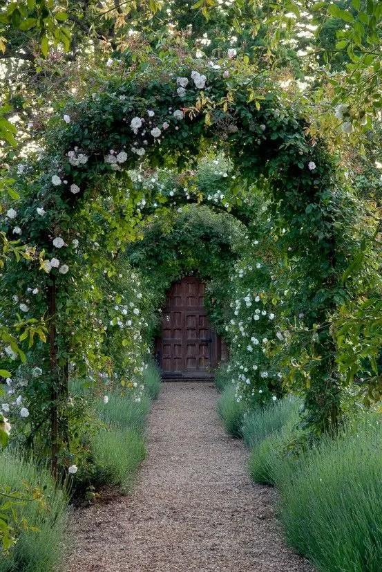 gradini cu arcade garden arches design ideas 14