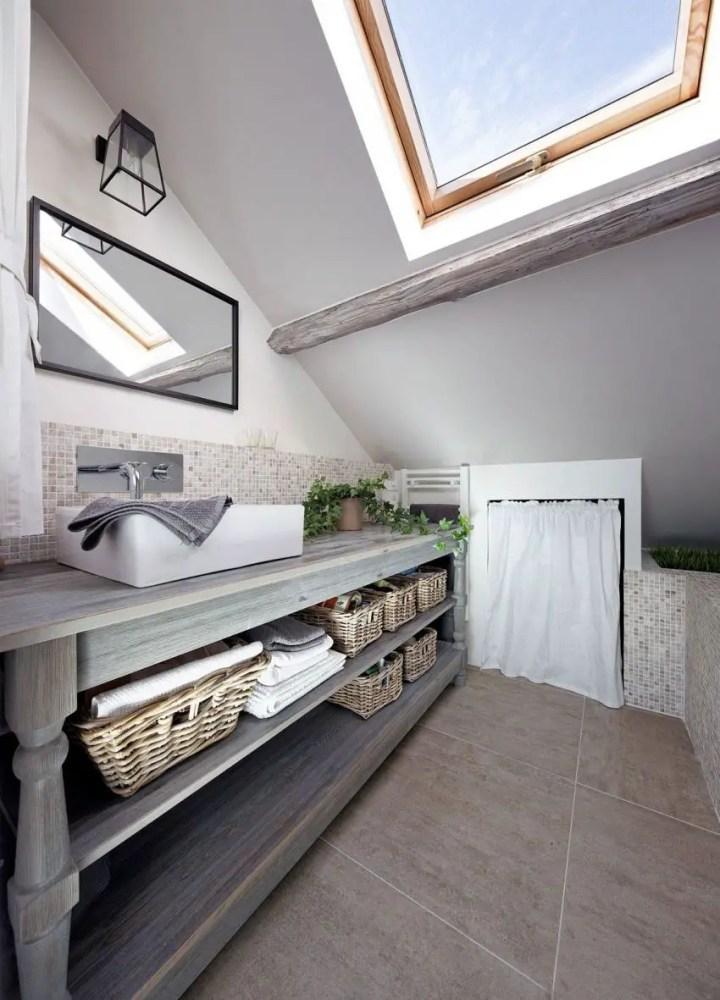 mansarda rustica the rustic attic 8