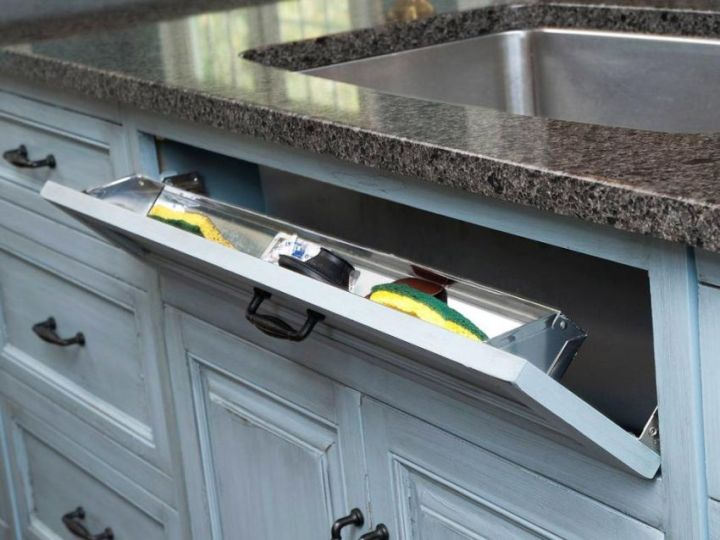 mobilier pentru bucatarii practice Smart kitchen furniture 4