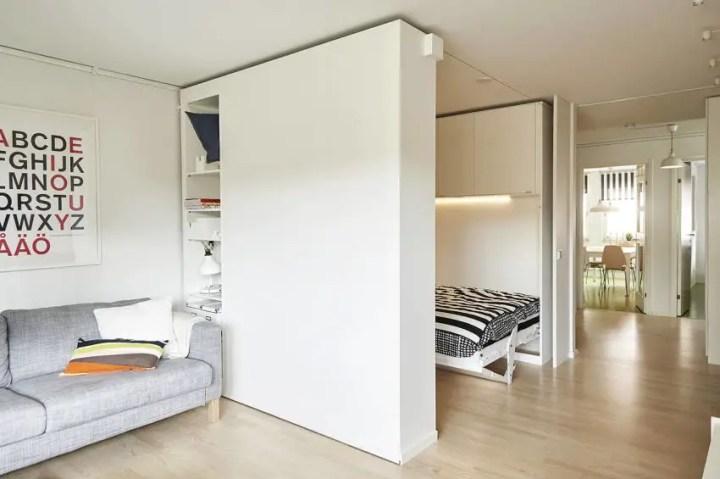 Peretii mobili - interioare in miscare