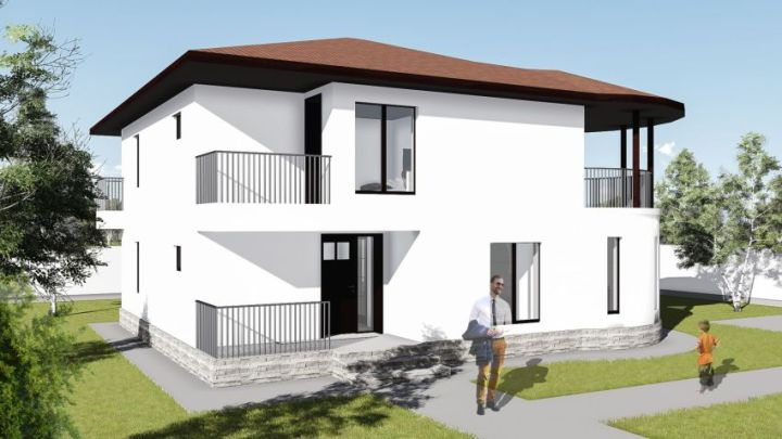 proiecte de case cu un etaj two story house plans 11