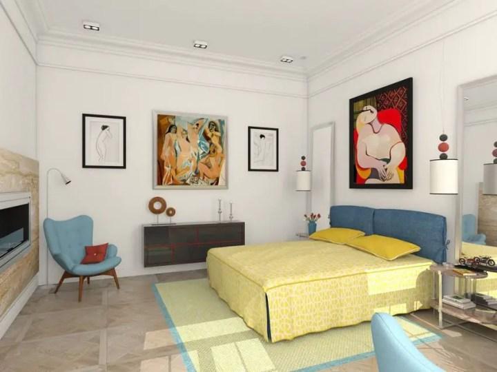 sapte dormitoare unice Seven unique bedrooms 11