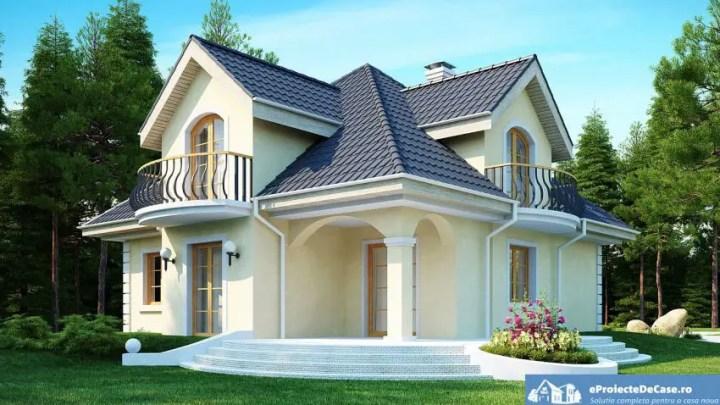 case cu mansarda attic houses 7