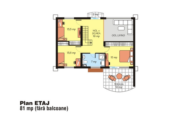 back patio house plans connected to