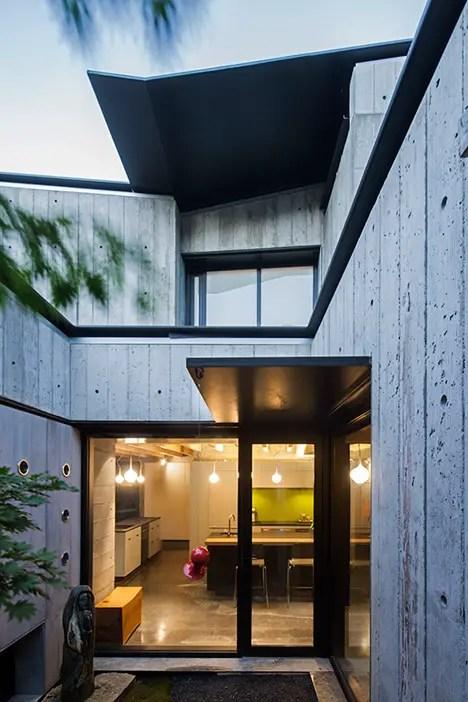 case din placi de beton Precast concrete houses 13