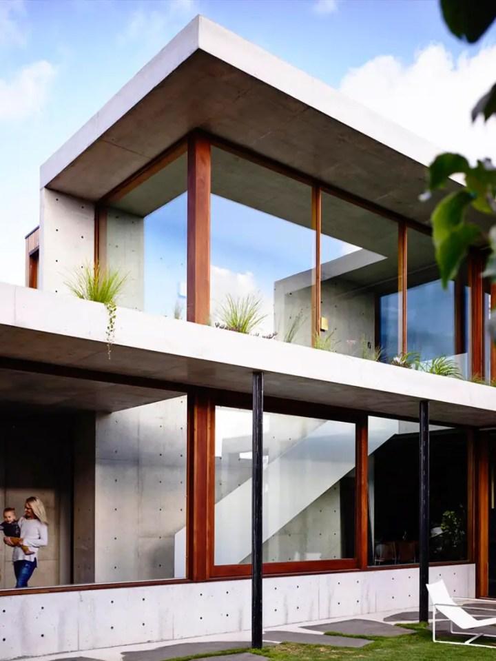 case din placi de beton Precast concrete houses 9