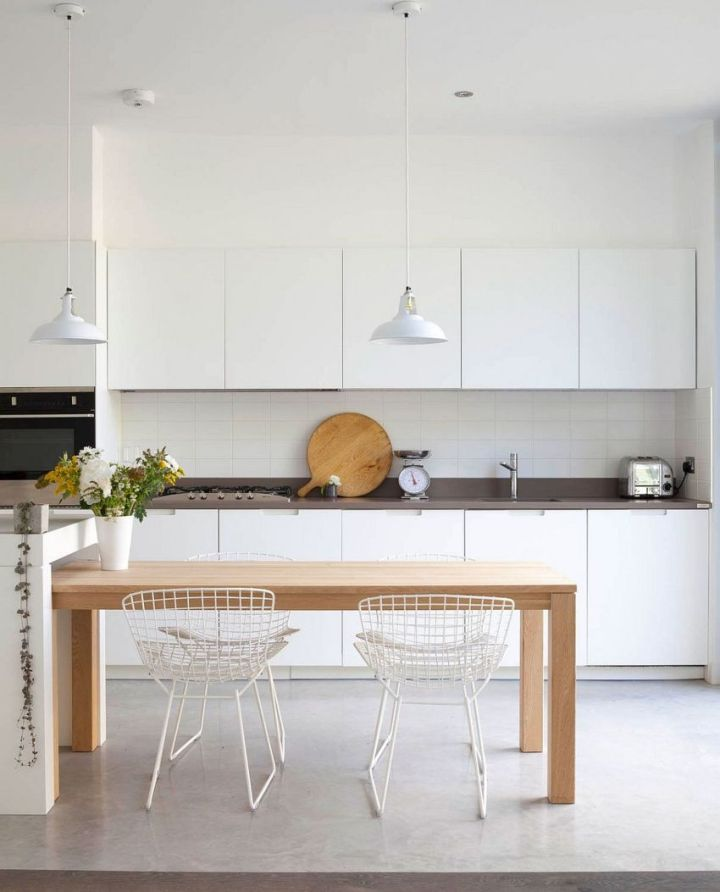 casuta din curte minimalist London home extension 4