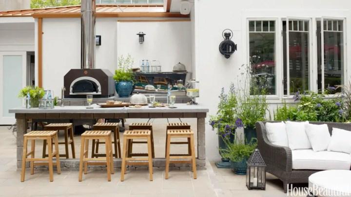 idei pentru bucataria de gradina Garden kitchen ideas 3