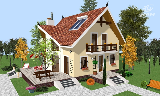 proiecte de case intre 100 si 160 de mp House plans under 160 square meters 2
