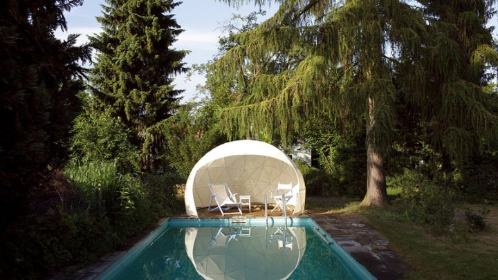 un iglu pentru gradina garden igloo 4