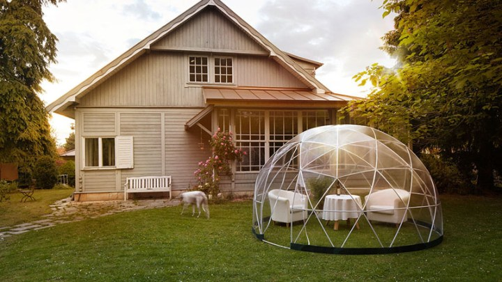 un iglu pentru gradina garden igloo 5