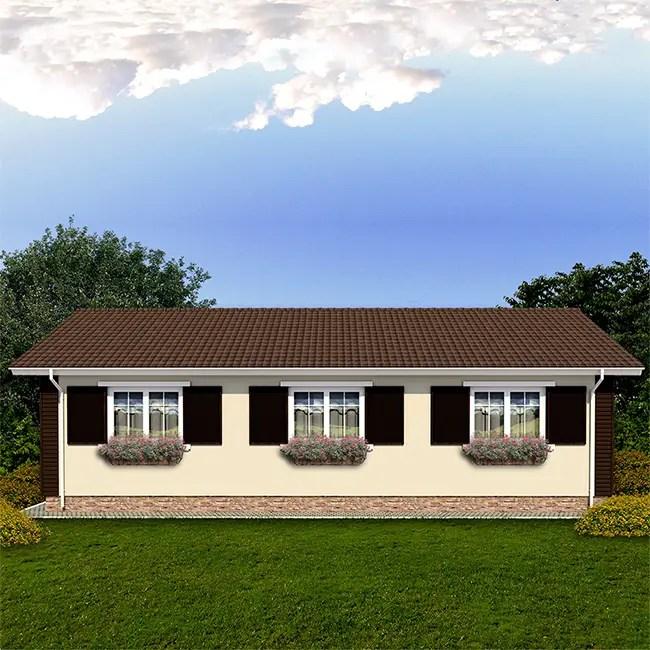 Case din lemn demontabile modular wood homes 14