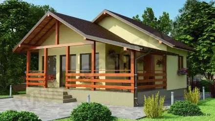 Case din lemn demontabile modular wood homes 7