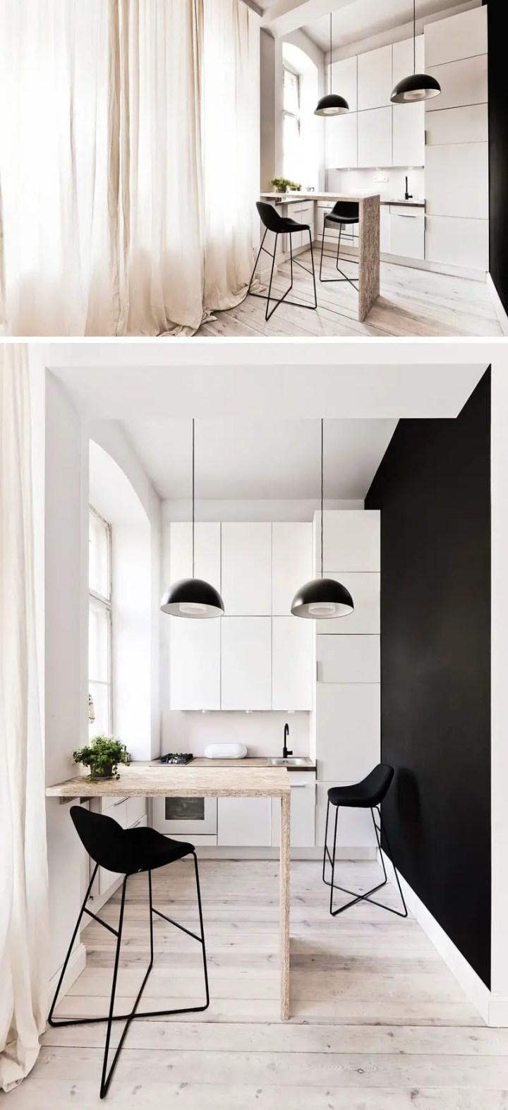 amenajarea unui apartament de 29 de metri patrati Smart design on just 29 square meters 4