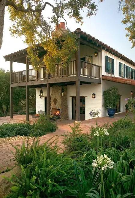 case cu gradina interioara Interior courtyard houses 10