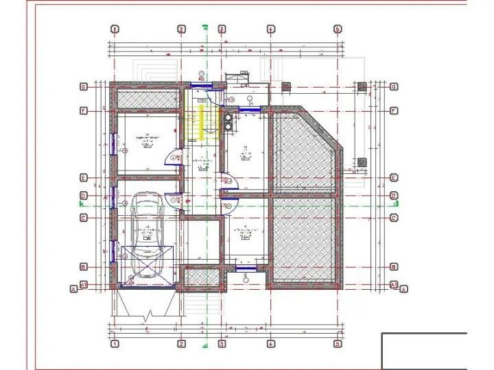 case cu mansarda si garaj subteran Loft houses with underground garage 9