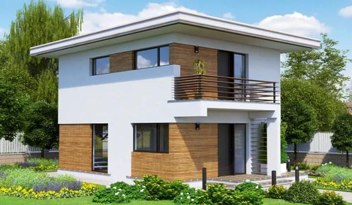 case pe structura de lemn timber frame houses 9