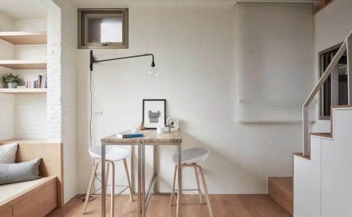 design interior pe 20 de metri patrati Interior design on 22 square meters 4