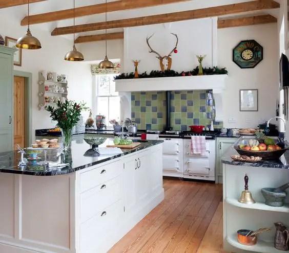 idei pentru decorarea unei bucatarii Kitchen decorating ideas 8