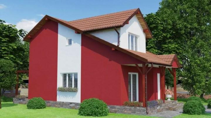 proiecte de case economice economical house plans 8