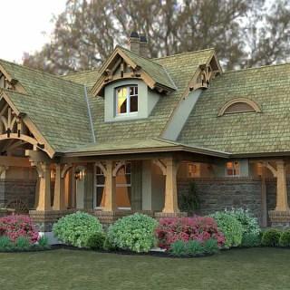 Proiecte de case pentru o familie cu 2 copii