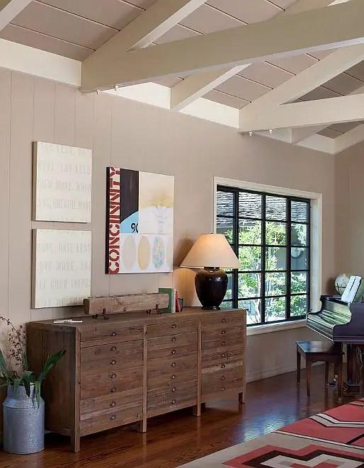 Interioare cu lambriu de lemn wood panel design ideas 8