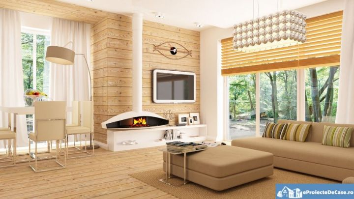 case cu semineu houses with fireplace 5