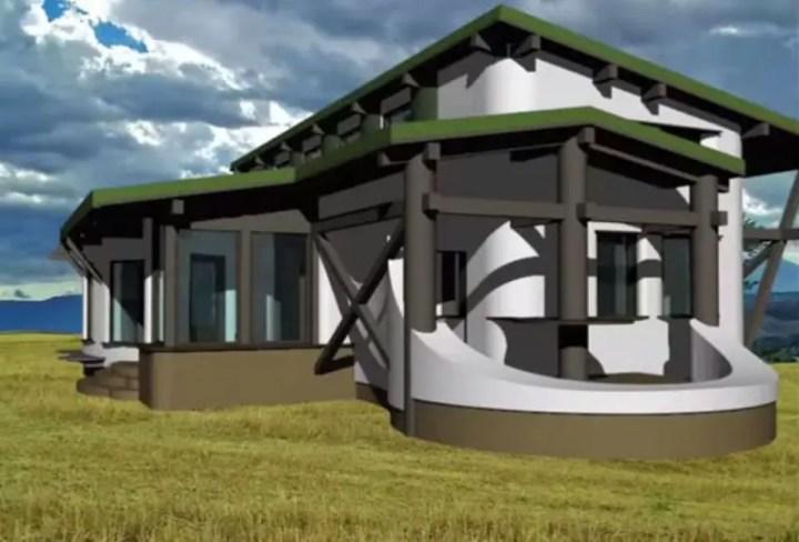 case din baloti de paie Straw bale house construction details 2