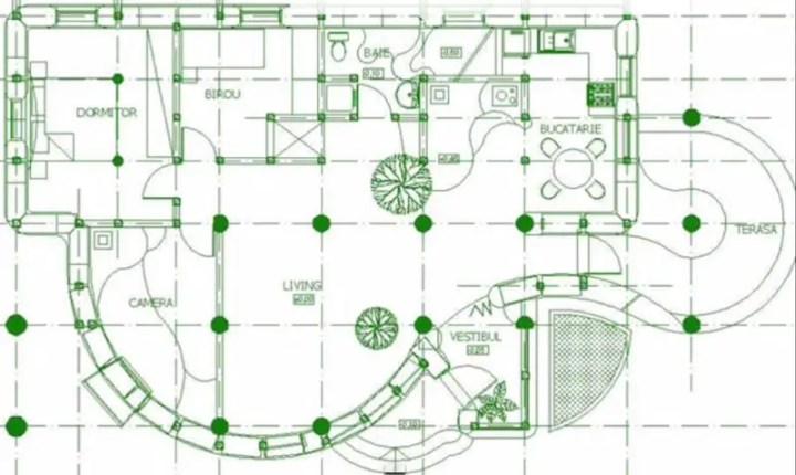 case din baloti de paie Straw bale house construction details