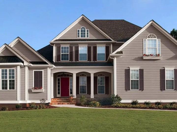combinatii de culori pentru exteriorul casei Exterior color palettes 10