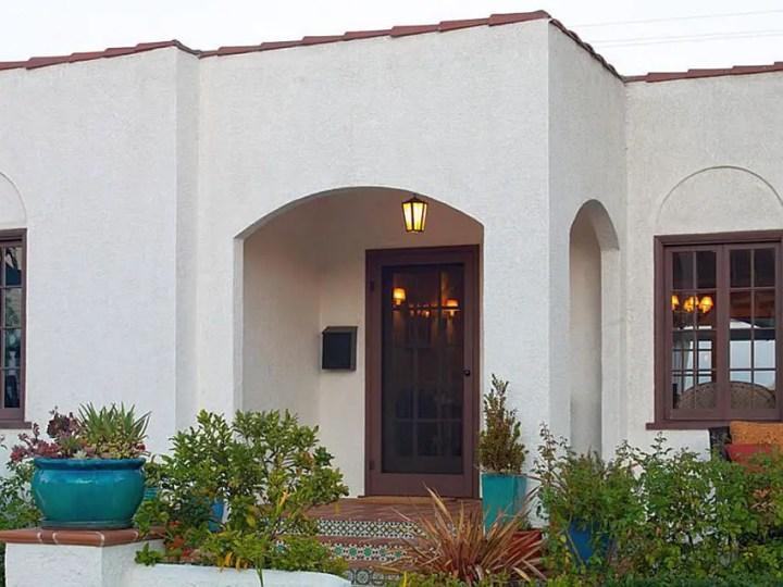 combinatii de culori pentru exteriorul casei Exterior color palettes 5