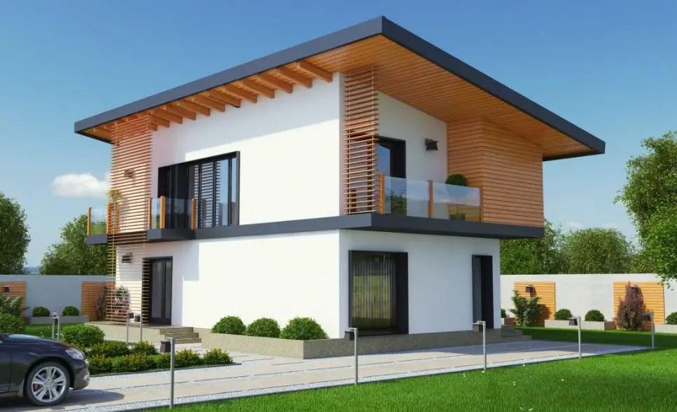 Case cu acoperis tip terasa cum sa rupi monotonia for Case cu terase