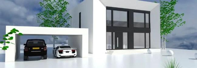 proiecte de case cubice casa creon