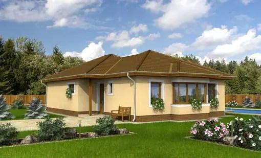 case ieftine din prefabricate bungalow