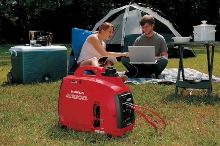 generator camping